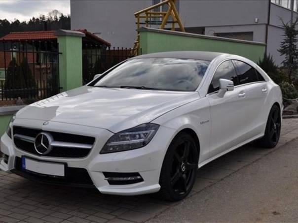 Mercedes-Benz Třída CLS 4,7   500 AMG, foto 1 Auto – moto , Automobily | spěcháto.cz - bazar, inzerce zdarma