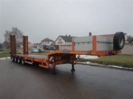 GOLDHOFER STN-L4-47/80 (ID 8697) , Užitkové a nákladní vozy, Přívěsy a návěsy  | spěcháto.cz - bazar, inzerce zdarma