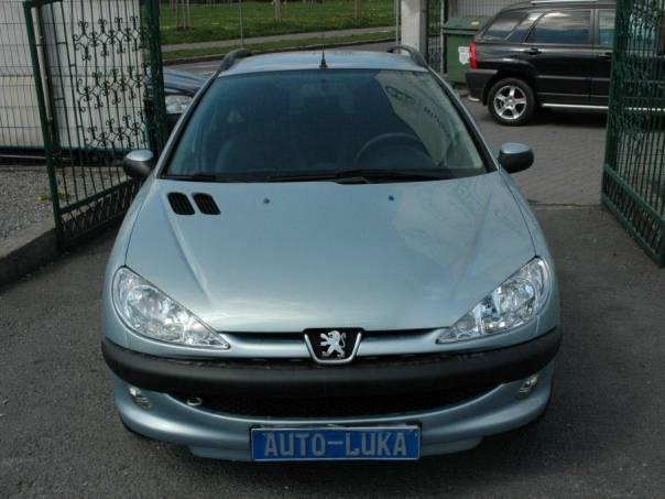 Peugeot 206 1,4 HDI, foto 1 Auto – moto , Automobily | spěcháto.cz - bazar, inzerce zdarma