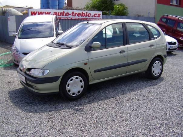 Renault Scénic 1.6i, foto 1 Auto – moto , Automobily | spěcháto.cz - bazar, inzerce zdarma