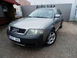 Audi A6 Allroad 2.5TDI,132KW,1.maj.serv.kniha , Auto – moto , Automobily  | spěcháto.cz - bazar, inzerce zdarma