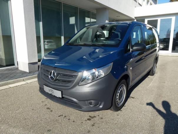 Mercedes-Benz Vito 1,6 Vito 111 CDI/L MIXTO demo, foto 1 Užitkové a nákladní vozy, Do 7,5 t | spěcháto.cz - bazar, inzerce zdarma