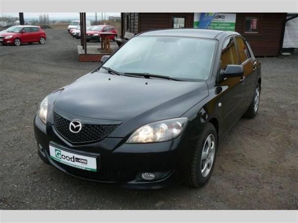 Mazda 3 1,6 CD Sport serviska, foto 1 Auto – moto , Automobily | spěcháto.cz - bazar, inzerce zdarma