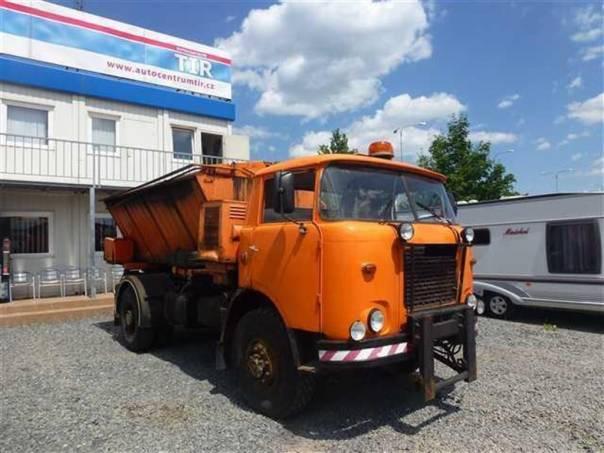 706 MTSP 4x4 S PLUHEM, foto 1 Užitkové a nákladní vozy, Nad 7,5 t | spěcháto.cz - bazar, inzerce zdarma