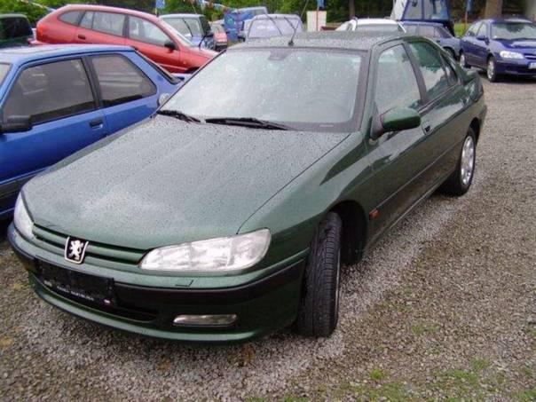 Peugeot 406 2,0 i, foto 1 Auto – moto , Automobily | spěcháto.cz - bazar, inzerce zdarma