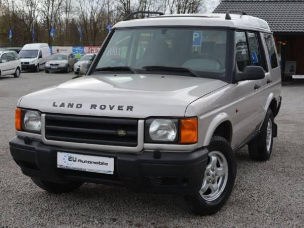 Land Rover Discovery 2.5 Td5 HSE, foto 1 Auto – moto , Automobily | spěcháto.cz - bazar, inzerce zdarma