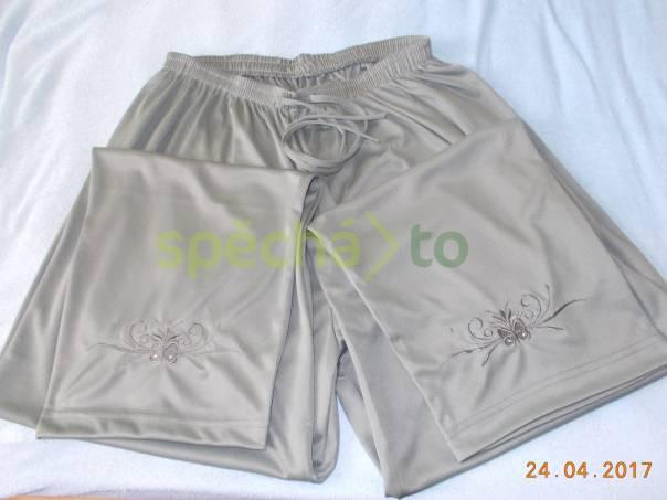tepláky, foto 1 Dámské oděvy, Kalhoty, šortky   spěcháto.cz - bazar, inzerce zdarma