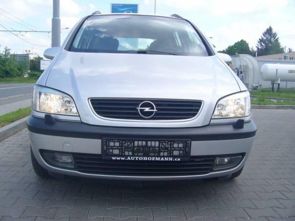 Opel Zafira 1.8 16V Elegance, foto 1 Auto – moto , Automobily | spěcháto.cz - bazar, inzerce zdarma