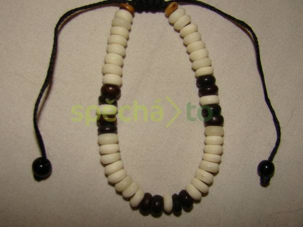 náramek na ruku z korálků, foto 1 Modní doplňky, Šperky a bižuterie | spěcháto.cz - bazar, inzerce zdarma