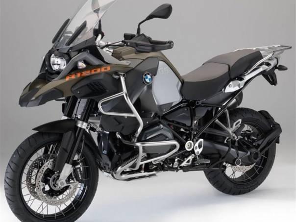 BMW R 1200 R 1200 GS Adventure 2015, foto 1 Auto – moto , Motocykly a čtyřkolky | spěcháto.cz - bazar, inzerce zdarma