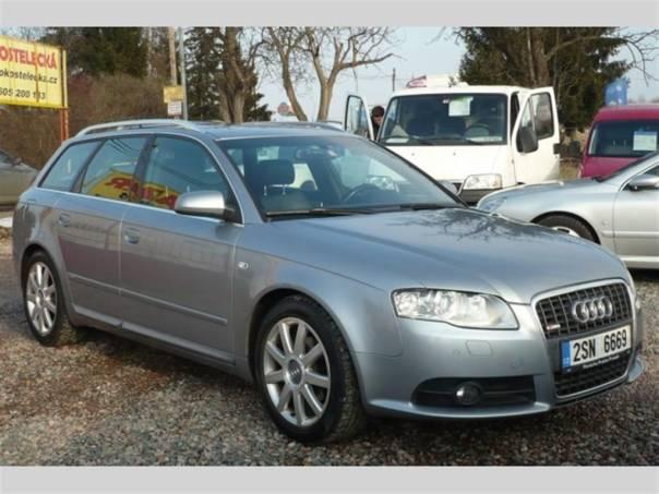 Audi A4 2.0TDI S-Line TOP STAV, foto 1 Auto – moto , Automobily | spěcháto.cz - bazar, inzerce zdarma