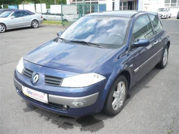 Renault Mégane 1,6 1,6/16V, foto 1 Auto – moto , Automobily | spěcháto.cz - bazar, inzerce zdarma