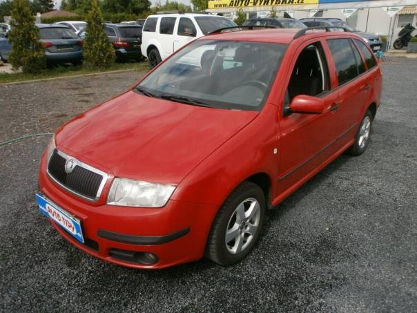 Škoda Fabia 1.2 47kW com.čr ser,kniha, foto 1 Auto – moto , Automobily | spěcháto.cz - bazar, inzerce zdarma