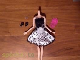 NOVÉ! Set pro panenku Barbie, šaty+boty+hřeben+ramínko , Pro děti, Hračky    spěcháto.cz - bazar, inzerce zdarma