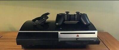 Prodám Playstation 3 FAT 40 GB, foto 1 Hry a herní příslušenství, Herní konzole   spěcháto.cz - bazar, inzerce zdarma