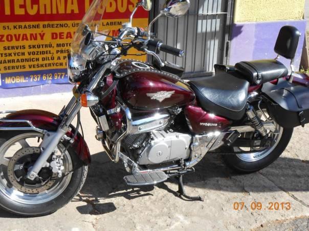 Hyosung Aquila , foto 1 Auto – moto , Motocykly a čtyřkolky | spěcháto.cz - bazar, inzerce zdarma