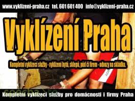 Vyklízení bytů, sklepů, kanceláří a firem Praha , Obchod a služby, Úklid a údržba    spěcháto.cz - bazar, inzerce zdarma