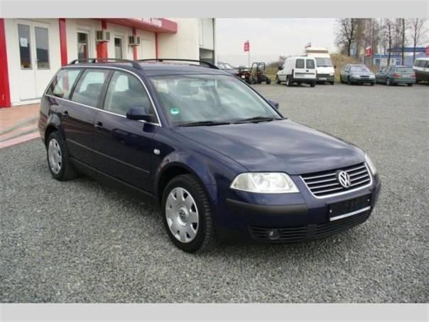 Volkswagen Passat 2.3 i V5  4X4,serviska,Aut.klima,.., foto 1 Auto – moto , Automobily | spěcháto.cz - bazar, inzerce zdarma