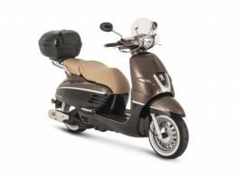 Django 125 - Allure hnědá meta , Auto – moto , Motocykly a čtyřkolky  | spěcháto.cz - bazar, inzerce zdarma
