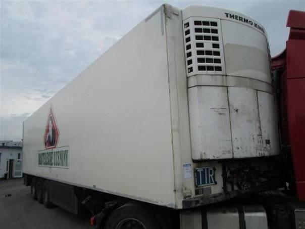 SVKT24 mrazírenský, foto 1 Užitkové a nákladní vozy, Přívěsy a návěsy | spěcháto.cz - bazar, inzerce zdarma