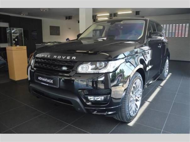 Land Rover Range Rover Sport 5.0 V8 Supercharged Autobiogra, foto 1 Auto – moto , Automobily | spěcháto.cz - bazar, inzerce zdarma
