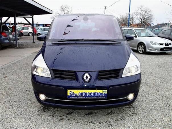 Renault Grand Espace 3.0DCI 133KW - SERVISKA, foto 1 Auto – moto , Automobily   spěcháto.cz - bazar, inzerce zdarma