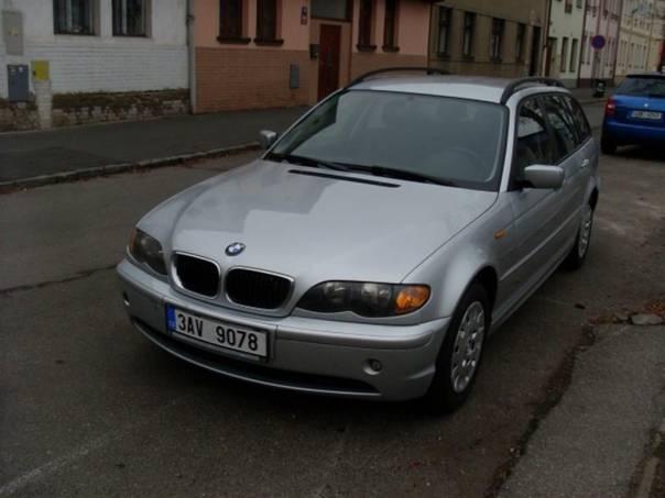 BMW Řada 3 318 D Combi , Klima, foto 1 Auto – moto , Automobily | spěcháto.cz - bazar, inzerce zdarma