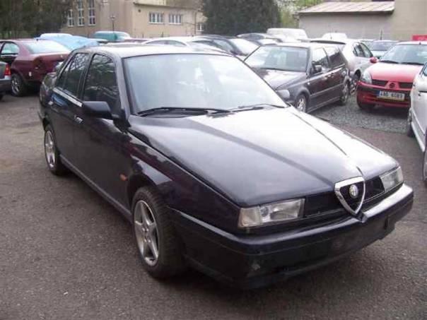 Alfa Romeo 155 1.8 Twin spark, sedan, foto 1 Náhradní díly a příslušenství, Ostatní | spěcháto.cz - bazar, inzerce zdarma