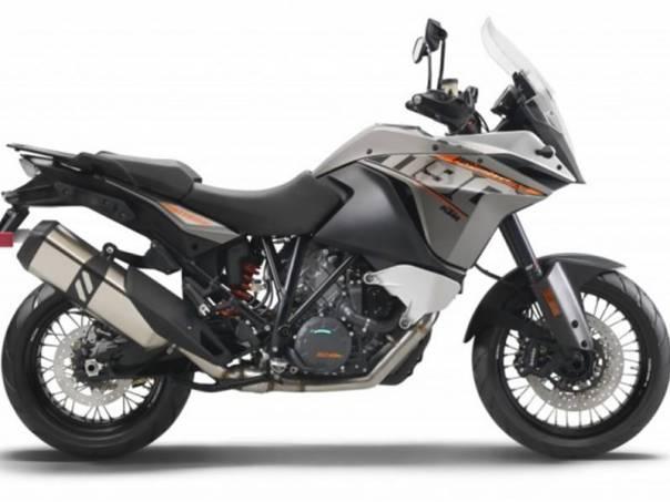 KTM  1190 Adventure GREY 2015, foto 1 Auto – moto , Motocykly a čtyřkolky | spěcháto.cz - bazar, inzerce zdarma