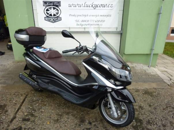 Piaggio  X10 500-Executive-ABS-ASR, foto 1 Auto – moto , Motocykly a čtyřkolky | spěcháto.cz - bazar, inzerce zdarma