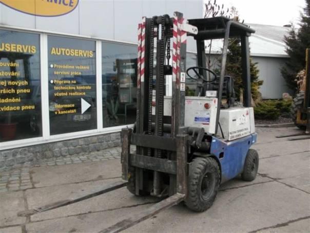 DVHM 1622 LX, foto 1 Pracovní a zemědělské stroje, Vysokozdvižné vozíky | spěcháto.cz - bazar, inzerce zdarma