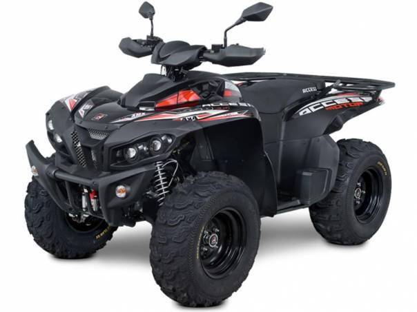 Access Motor  Max 650i FOREST 4x4 black, foto 1 Auto – moto , Motocykly a čtyřkolky   spěcháto.cz - bazar, inzerce zdarma