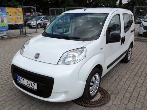 Fiat Qubo 1.3 Multijet, klima, serviska, foto 1 Auto – moto , Automobily | spěcháto.cz - bazar, inzerce zdarma