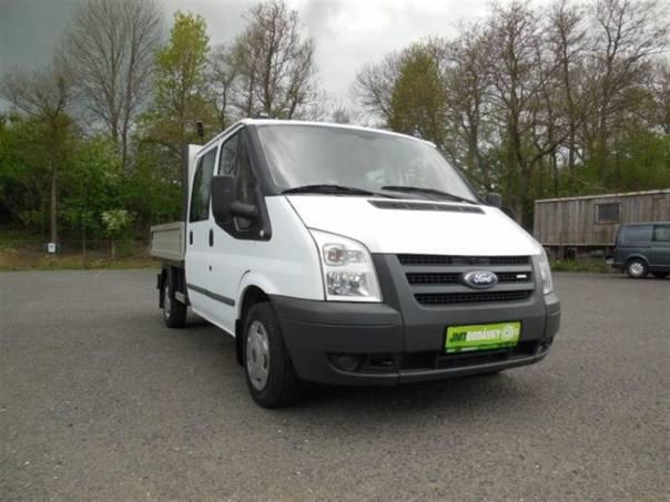 Ford Transit 2,2 63KW 7MÍST VALNÍK SERVISKA, foto 1 Užitkové a nákladní vozy, Do 7,5 t | spěcháto.cz - bazar, inzerce zdarma