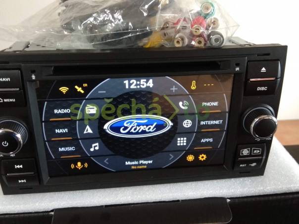 2din navigace Ford autorádio , foto 1 Telefony a GPS, GPS | spěcháto.cz - bazar, inzerce zdarma