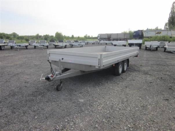 DN 2,5T 5,02/2,10/0,35, foto 1 Užitkové a nákladní vozy, Přívěsy a návěsy | spěcháto.cz - bazar, inzerce zdarma