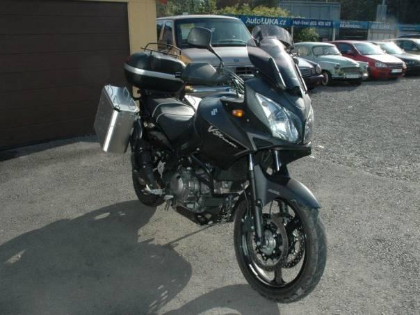 Suzuki  V-STROM 650A, foto 1 Auto – moto , Motocykly a čtyřkolky | spěcháto.cz - bazar, inzerce zdarma