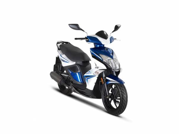 Kymco Super 8 , foto 1 Auto – moto , Motocykly a čtyřkolky | spěcháto.cz - bazar, inzerce zdarma
