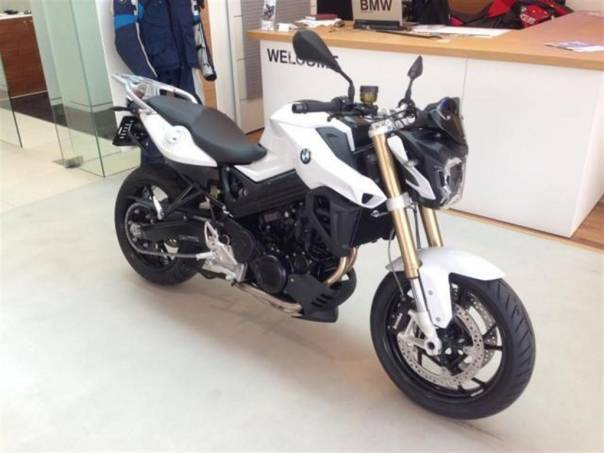F 800 R, foto 1 Auto – moto , Motocykly a čtyřkolky | spěcháto.cz - bazar, inzerce zdarma