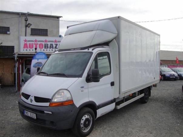 Renault Master 2.5 DCI 120 KLIMA MĚCHY S.KNIHA, foto 1 Užitkové a nákladní vozy, Do 7,5 t | spěcháto.cz - bazar, inzerce zdarma