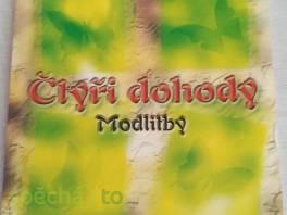 Čtyři dohody - motlidby , Hobby, volný čas, Knihy  | spěcháto.cz - bazar, inzerce zdarma
