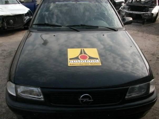Opel Astra 1,6, foto 1 Náhradní díly a příslušenství, Ostatní | spěcháto.cz - bazar, inzerce zdarma