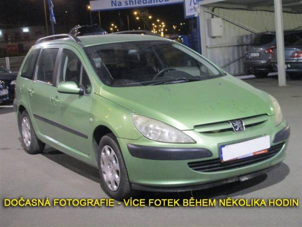 Peugeot 307 1.6 16V, foto 1 Auto – moto , Automobily | spěcháto.cz - bazar, inzerce zdarma