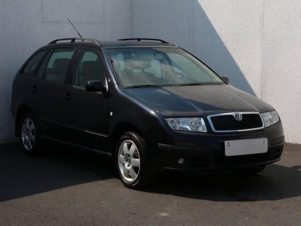 Škoda Fabia  1.4 16V, klimatizace, foto 1 Auto – moto , Automobily | spěcháto.cz - bazar, inzerce zdarma