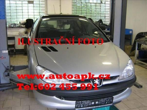 Peugeot 206 Určeno na ND, foto 1 Náhradní díly a příslušenství, Ostatní | spěcháto.cz - bazar, inzerce zdarma