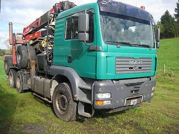 MAN  33.480 6x4, foto 1 Užitkové a nákladní vozy, Nad 7,5 t | spěcháto.cz - bazar, inzerce zdarma