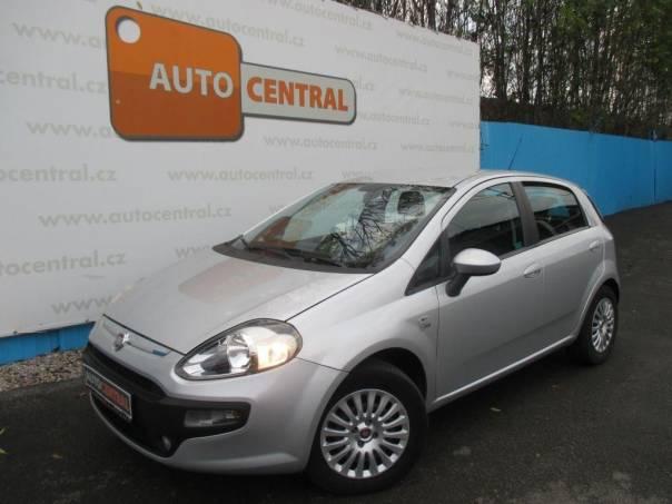 Fiat Punto EVO 1.2i klima,31tkm,serv.kn.,CZ, foto 1 Auto – moto , Automobily | spěcháto.cz - bazar, inzerce zdarma