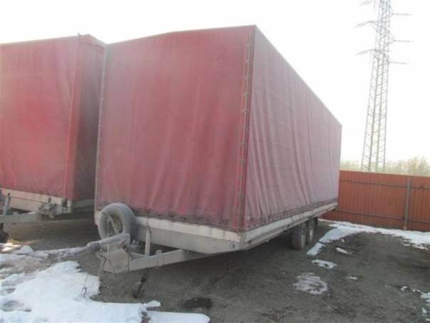 DONA D12, foto 1 Užitkové a nákladní vozy, Přívěsy a návěsy | spěcháto.cz - bazar, inzerce zdarma