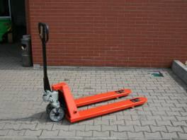 Palet.vozík TP 25/1150 (308251) , Pracovní a zemědělské stroje, Vysokozdvižné vozíky  | spěcháto.cz - bazar, inzerce zdarma