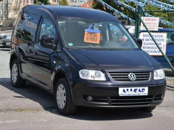 Volkswagen Caddy LIFE 2.0i CNG, foto 1 Auto – moto , Automobily | spěcháto.cz - bazar, inzerce zdarma